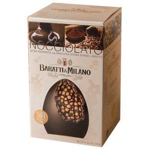 Uovo Nocciolato Extra Fondente Baratti & Milano 550g