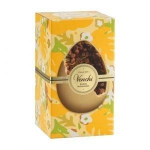 Uovo di cioccolato Gran Gourmet bianco salato Venchi 500g