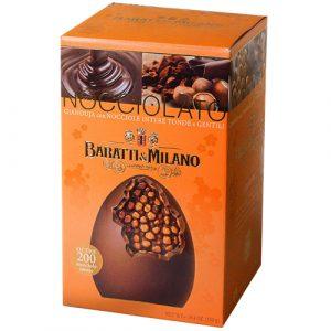 Uovo Nocciolato Gianduja Baratti & Milano 550g