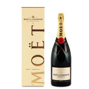 Champagne Moët & Chandon Brut Impèrial Magnum