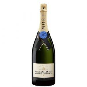 Champagne Moët & Chandon Brut Réserve Impériale Magnum