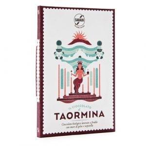 """Cioccolato di Modica Bio """"Taormina"""" Sabadi'"""
