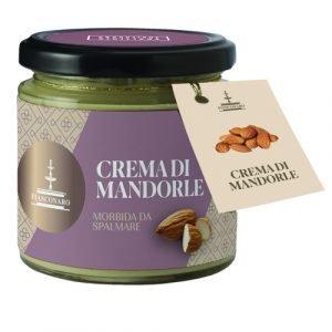Crema morbida di Mandorle da spalmare Dolce&Gabbana Fiasconaro 200g