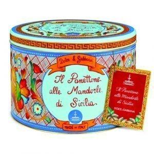 Panettone alle Mandorle Dolce&Gabbana Fiasconaro 1Kg