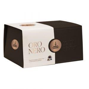 """Panettone """"Oro Nero"""" Fiasconaro 1Kg"""