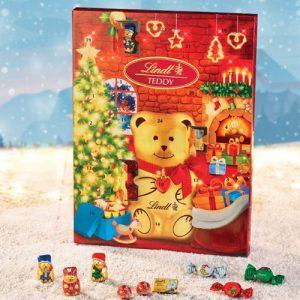 Calendario Avvento con Cioccolatini Lindt 172g