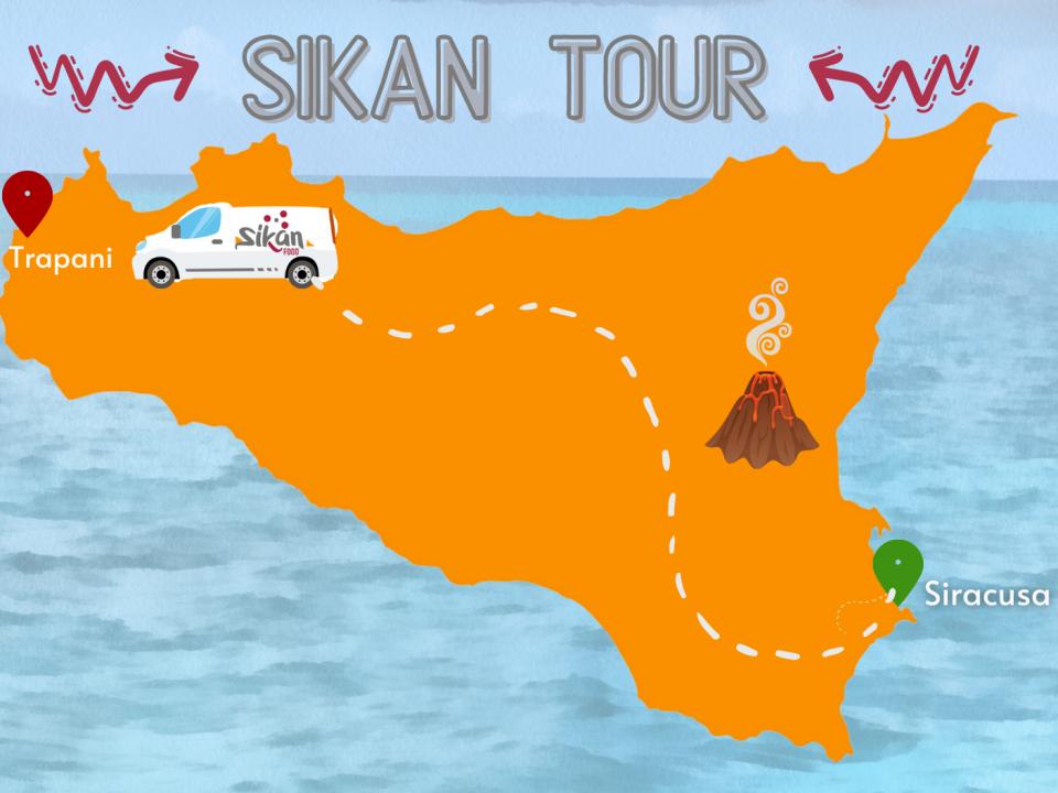 Sikan tour Trapani
